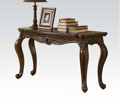 Picture of Remington Brown Cherry Finish Sofa Table