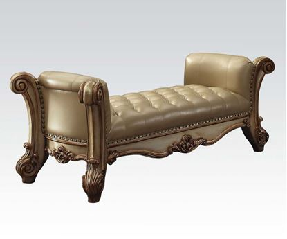 Picture of Vendome Gold Bench
