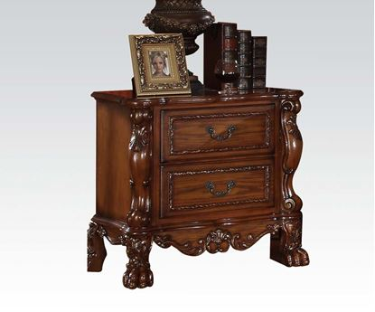 Picture of Dresden Traditional Cherry Finish  Night Stand