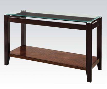 Picture of Dining Server in Espresso Finish
