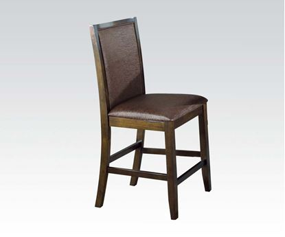 Picture of Modern Emparedora 2 Pcs. Counter Height Chair by    (Set of 2)