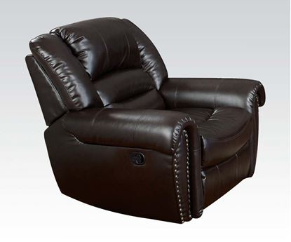 Picture of Ralph Recliner with Brown Bonded Leather