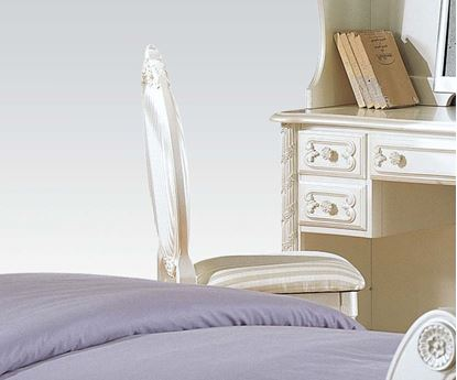 Picture of Pearl White Finish Student Chair