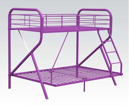Picture of Purple T/F Bunkbed  No P2 Concren