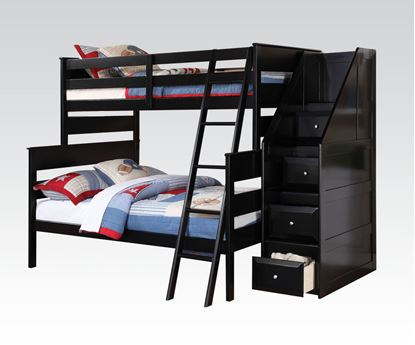 Picture of Black T/F Bunkbed
