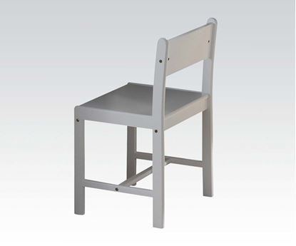 Picture of Wyatt Contemporary White Student Chair