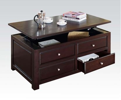 Picture of Malachi Coffee Table in Espresso Finish
