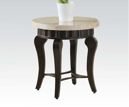 Picture of Galiana End Table with Marble Top