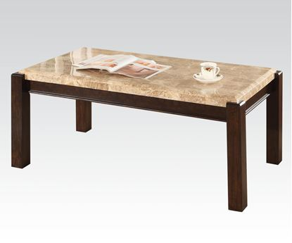 Picture of Aegean Brown Marble Coffee Table W/P2