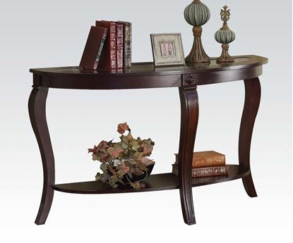 Picture of Riley Walnut Sofa Table