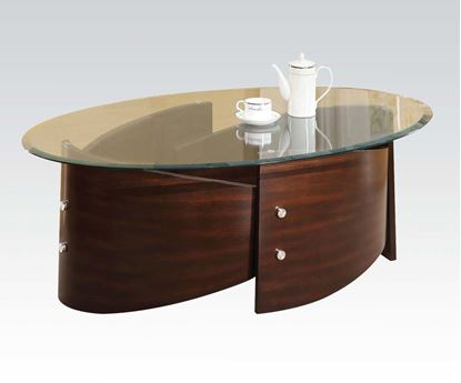 Picture of Dajon Coffee Table in Espresso Finish