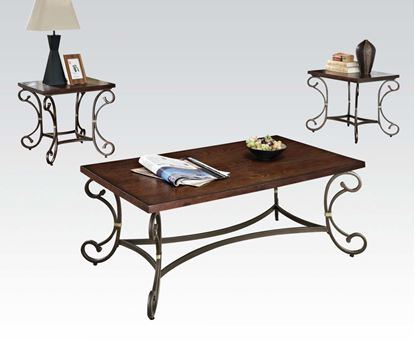 Picture of Barnabe 3pcs. Pack Coffee/End Table Set