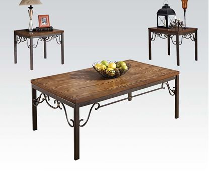 Picture of Barry 3pcs. Pack Coffee/End Table Set