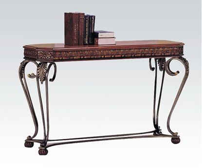 Picture of Carmel Cherry Sofa Table