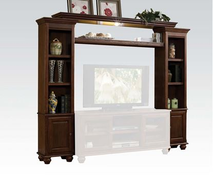 Picture of Walnut Entertainment Center   W/P2 (Same Color As 213