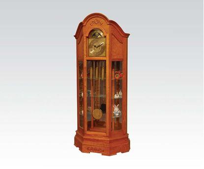 Picture of Oak Grandfather Clock  W/P2