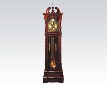 Picture of Karbin Dark Walnut Grandfather Clock
