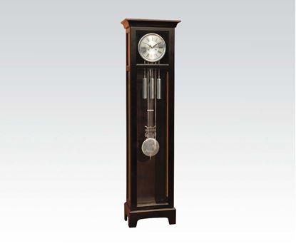 Picture of Black Grandfather Clock  W/P2