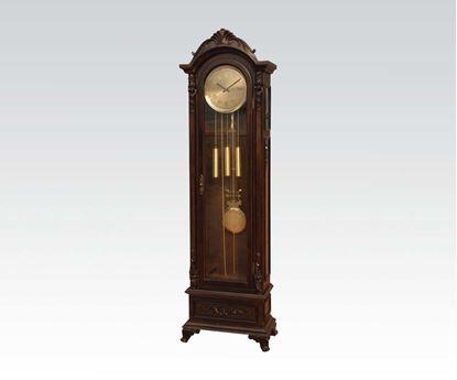 Picture of D. Walnut Grandfather Clock  W/P2