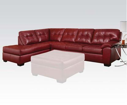 Picture of Contemporary Cardinal Sectional with Left Facing Chaise