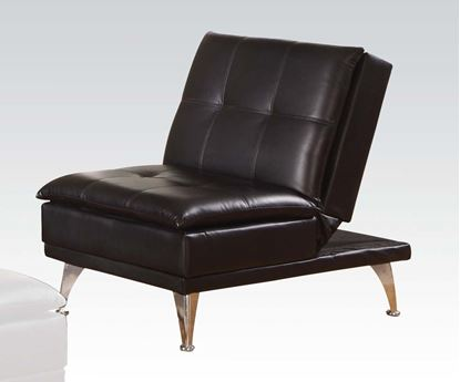 Picture of Black PU Adjustable Chair