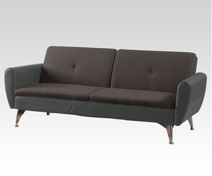 Picture of Chocolate Adjustable Sofa