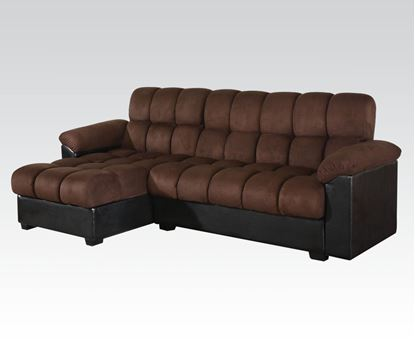 Picture of Adj Mfb Sectional W/Storage   W/P2