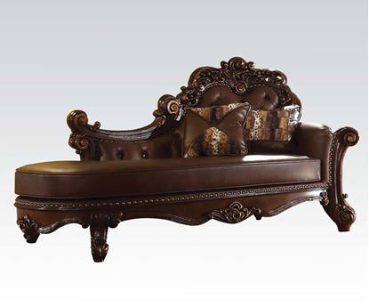Picture of Vendome Cherry Living Room Chaise