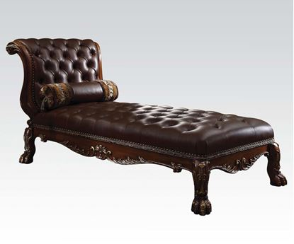 Picture of Cherry Oak Chaise