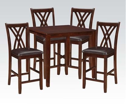 Picture of 5Pc Pk C.H Dining Set  W/P2