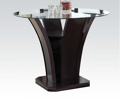 Picture of Modern Knox Espresso Counter Height Table