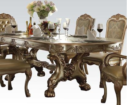 Picture of Dresden Gold Dining Table