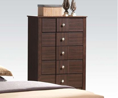 Picture of Contemporary Racie Dark Merlot Chest