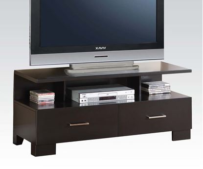 Picture of London Black Finish Media Chest