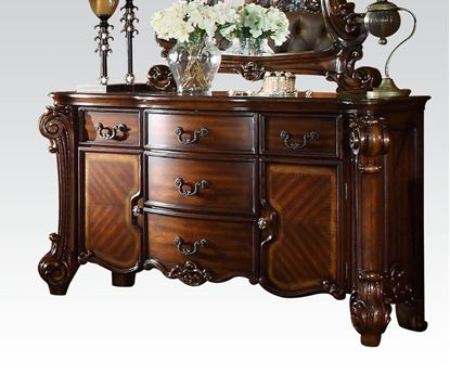 Picture of Vendome Traditional Cherry Finish Dresser