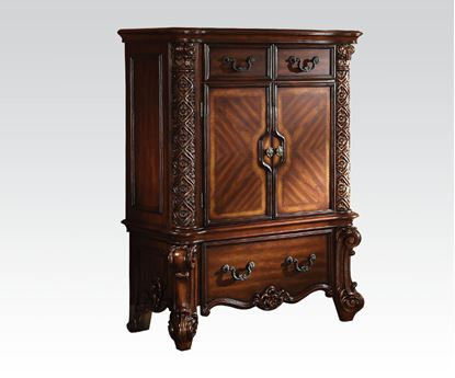 Picture of Vendome Traditional Cherry Finish Chest