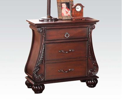 Picture of Abramson Cherry Finish Night Stand