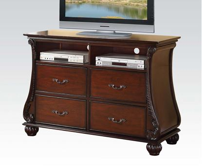 Picture of Abramson Cherry Finish Media Chest