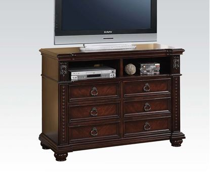 Picture of Daruka Traditional Cherry Finish  Media Chest