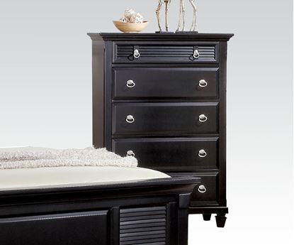 Picture of Traditional Black Merivale Chest