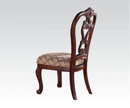 Picture of Dorothea 2 Pcs. Cherry Side Chair    (Set of 2)