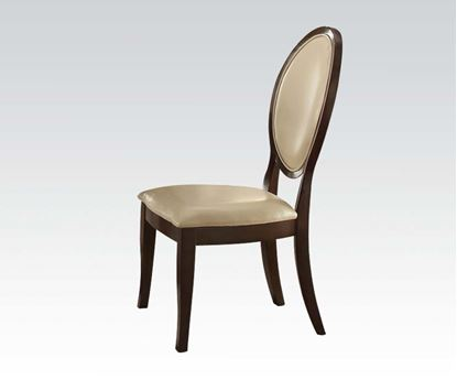 Picture of Traditional Balint Cherry 2 Pcs. Side Chair by    (Set of 2)