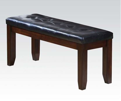 Picture of Urbana II Country Cherry Finish Bench