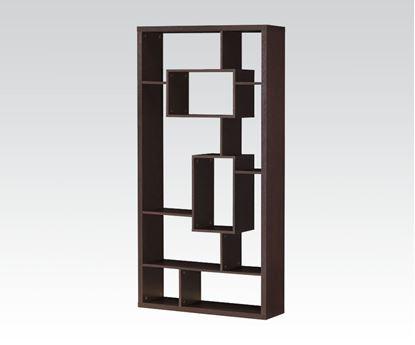 Picture of Mileta Cappuccino Finish Bookcase