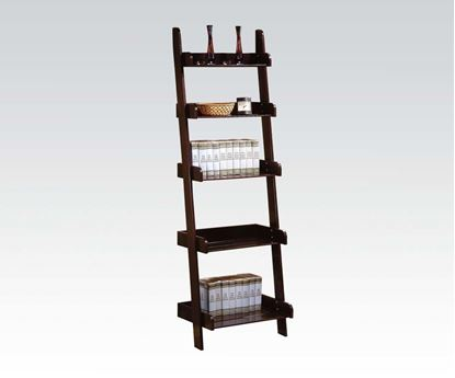 Picture of Shafter Wall Shelf in Espresso Finish