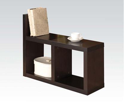 Picture of Carmeno Bookshelf in Espresso