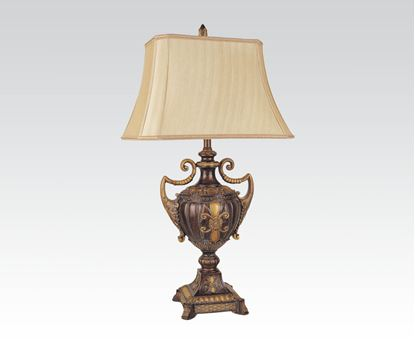 """Picture of 31""""H Table Lamp Bs/Sh  (Set of 2)"""