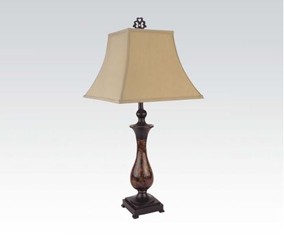 """Picture of 30"""" Polyresin Table Lamp Bs/Sh  (Set of 4)"""