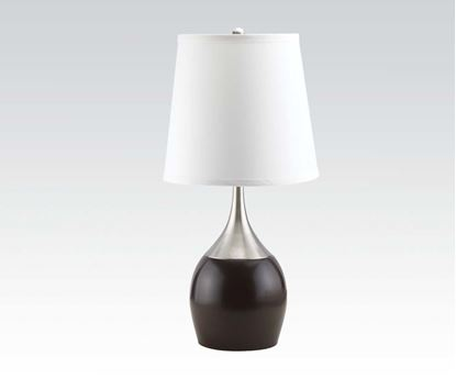 Picture of 23' Espresso Table Lamp (2Ctn)  (Set of 4)