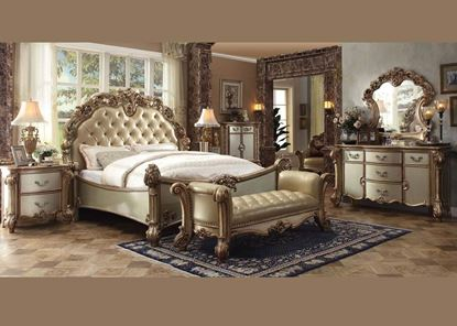 Picture of Vendome Gold Queen Set